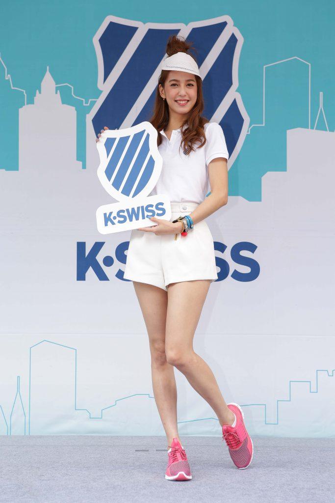 ??????? ??????K-SW ISS 首度為時尚跑鞋公開走秀